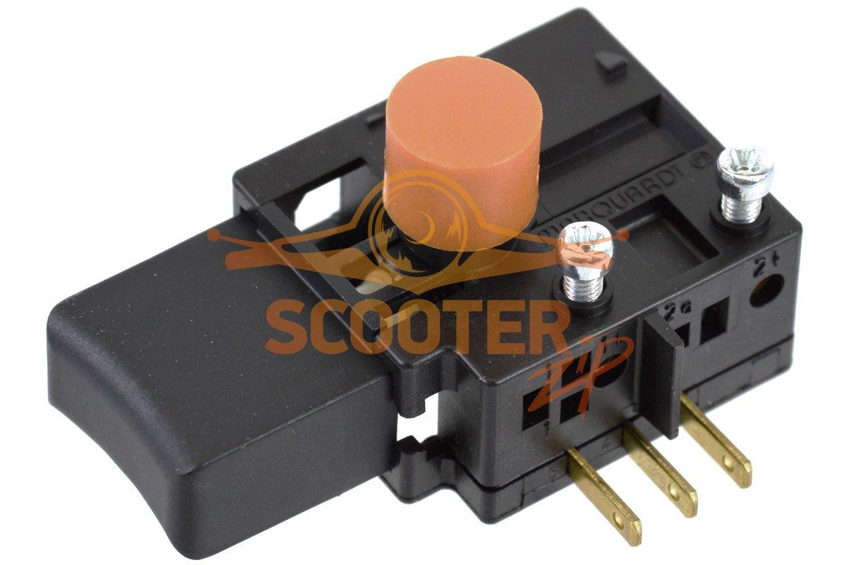 Микровыключатель для воздуходувного устройства STIHL (Штиль) SHE 81 (арт. 48114350301) - купить в Москве по ценe 1 540 рублей с доставкой